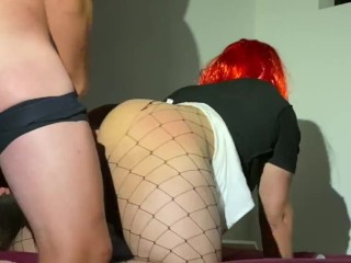 CD SISSY WITH meaty ass GET SPANKED AND boned BY STRANGER FROM GRINDR