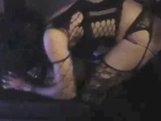 Sissy fag gurl femboy crossdresser first time anal breeding with daddy sissybritneylane