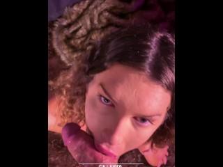 ladyboy ladyboy tgirl Transgender Sissy Cumslut swallows massive straight meat