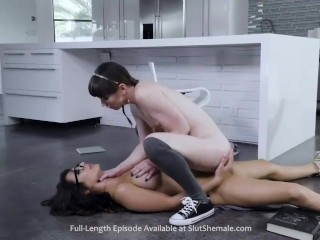big dick tgirl fuck ts butt