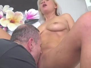 fucking milf on casting