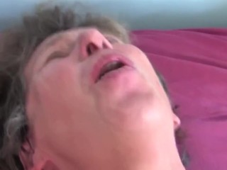 taboo group sex with three grannies and man