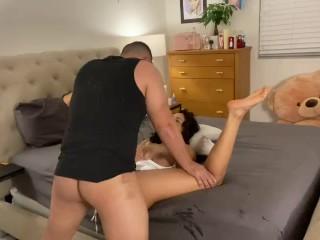 Jasmine Lotus blows, rides, and fucks into ecstasy