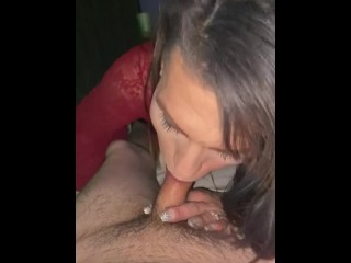 penis hungry transsexual worshipping nice white rod!