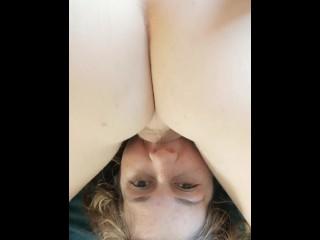 I said upside down you turn me