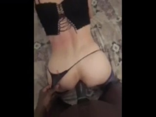 monstrous BBC fucks white sissy