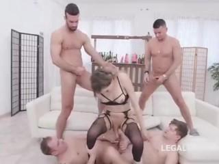 Legal Porno Andylyn gangbang