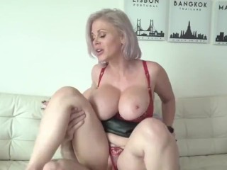 busty milf uses step son for sexual release