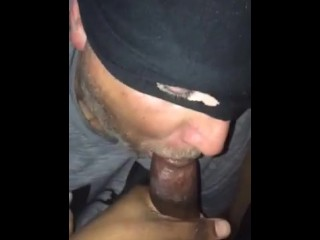SHOOTING A LOAD IN A WHITE SLAVES FACE